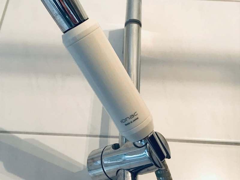 硬水→軟水 海外シャワーヘッド イオナックを1年間使ったリアルな感想