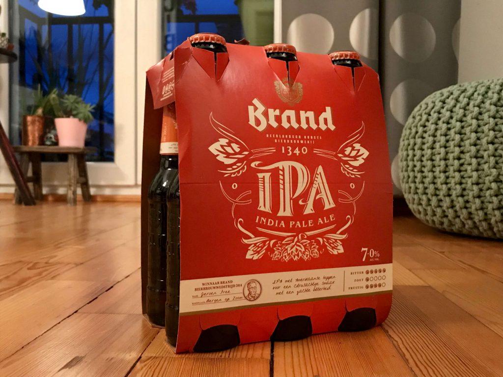 ブランズビール インディアペールエール ブランド