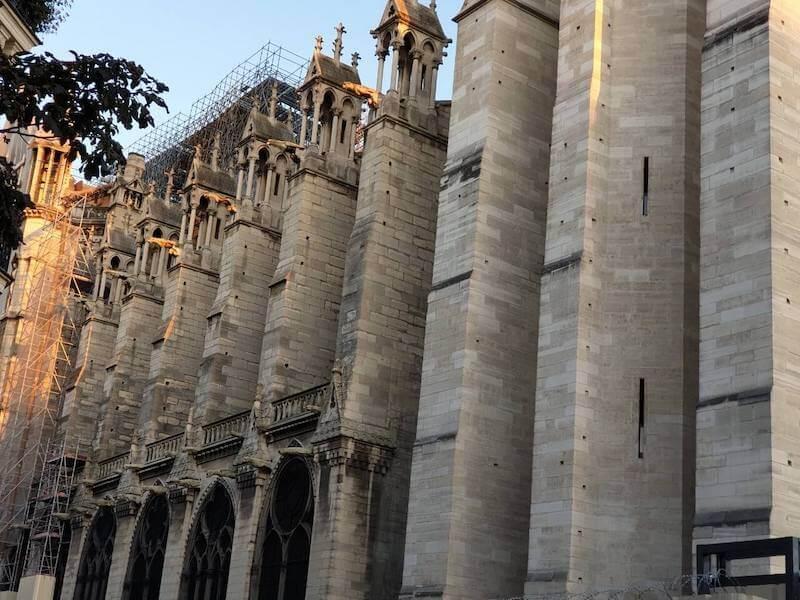 ノートルダム大聖堂の今[2019年7月]◆パリ現地情報