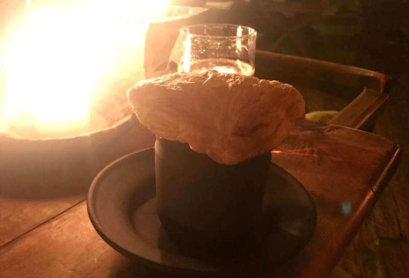 ローゼングラルス 中世レストランのパイスープ