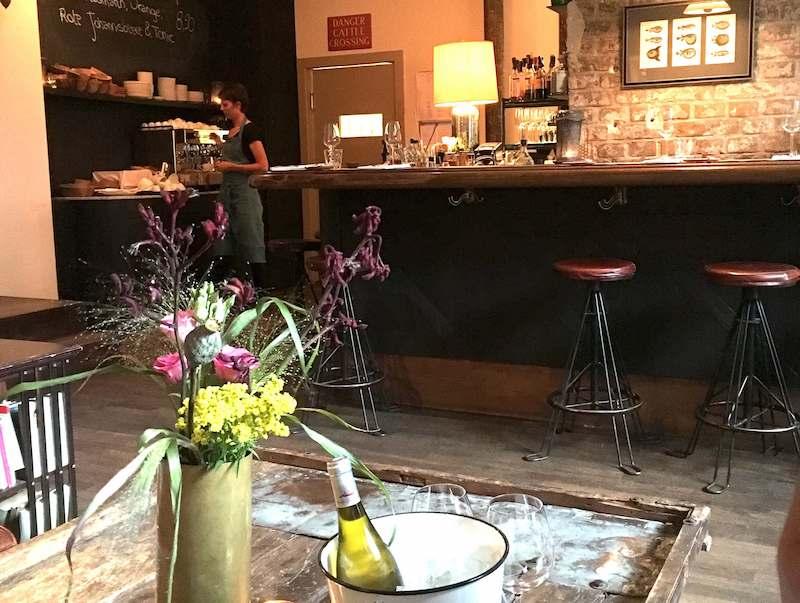 Katz Orange ベルリン中心部の美味しくてお洒落なレストラン◆私のオススメ◆デートにも最適