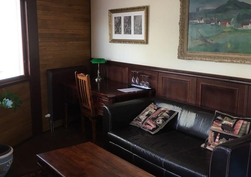 ボートホテル マチルダ客室