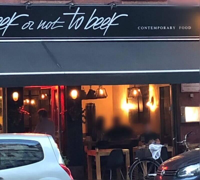 TBONTBベルリンで、がっつり美味しいお肉を食す!お勧めレストラン紹介◆友人と・お誕生日会にも。beefornottobebeef
