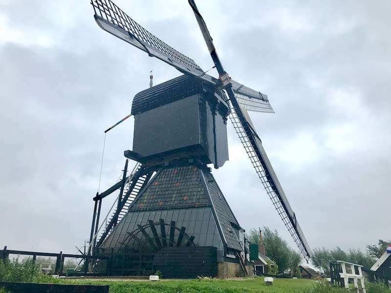 キンデルダイクの風車群観光ガイド◆行き方、見どころ、お得なチケット