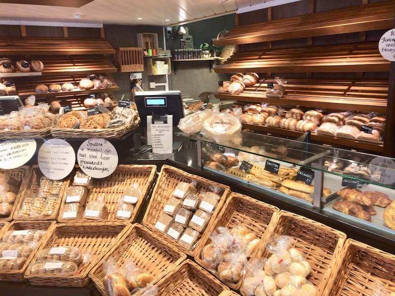 ファルケンブルクのパン屋さん