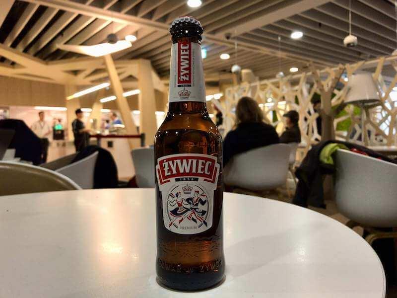 ポーランドで最もポピュラーなビール◆ジヴィエツラガービール-Żywiec