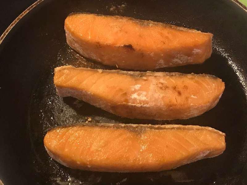 ドイツ流・鮭の南蛮漬けレシピ