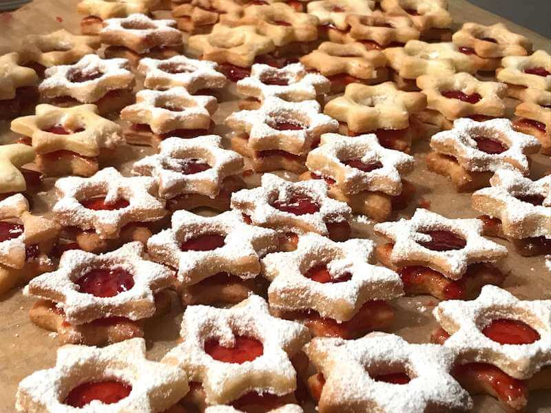 ヴァイナハツプレッツヒェン クリスマスクッキー ドイツ