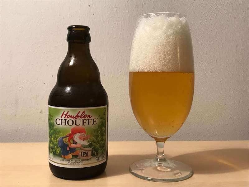 ベルギービール シュフ・オブロン IPA