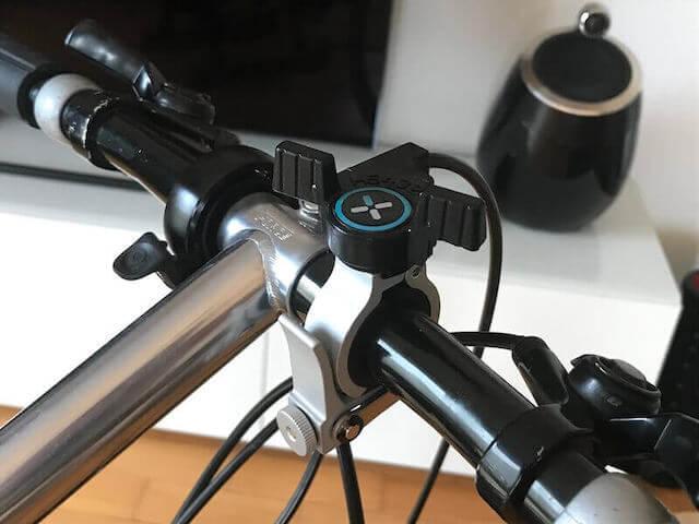 室内ジム 自転車トレーニング ギアチェンジ付き